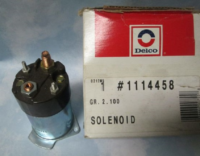 01114458, Switch GM part