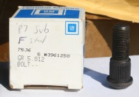 03961258 genuine OEM part.