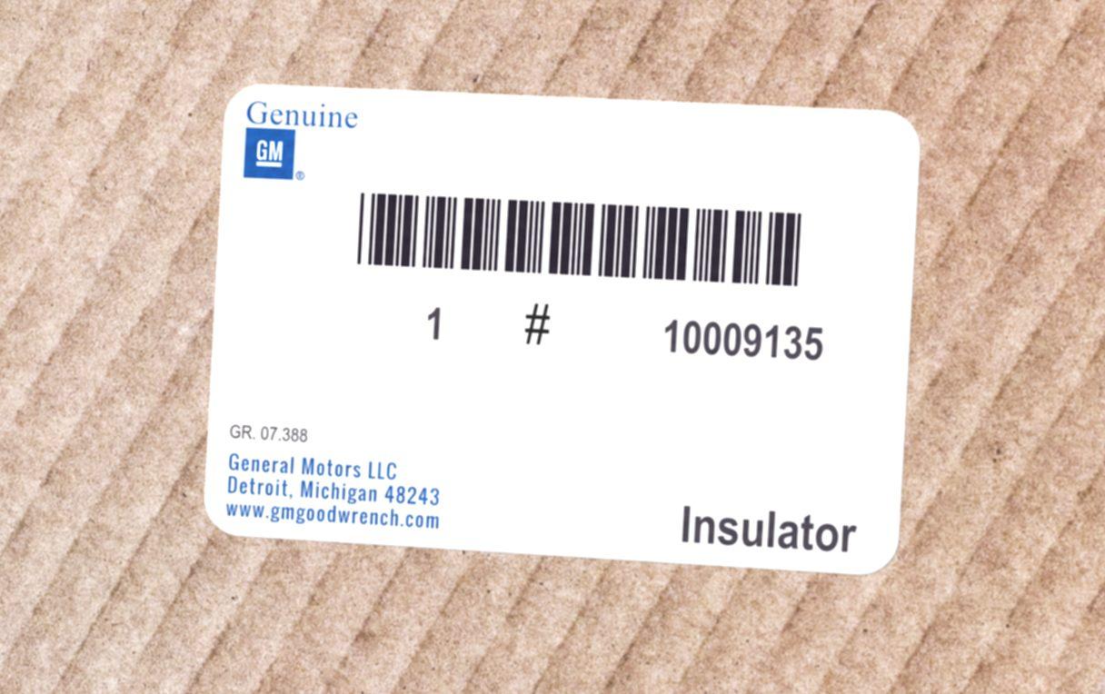 10009135, Insulator GM part