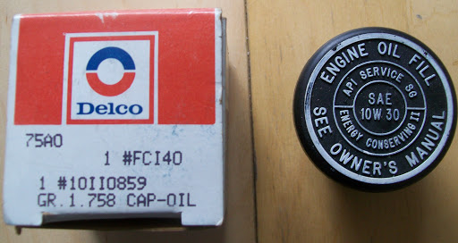 10110859, Cap GM part