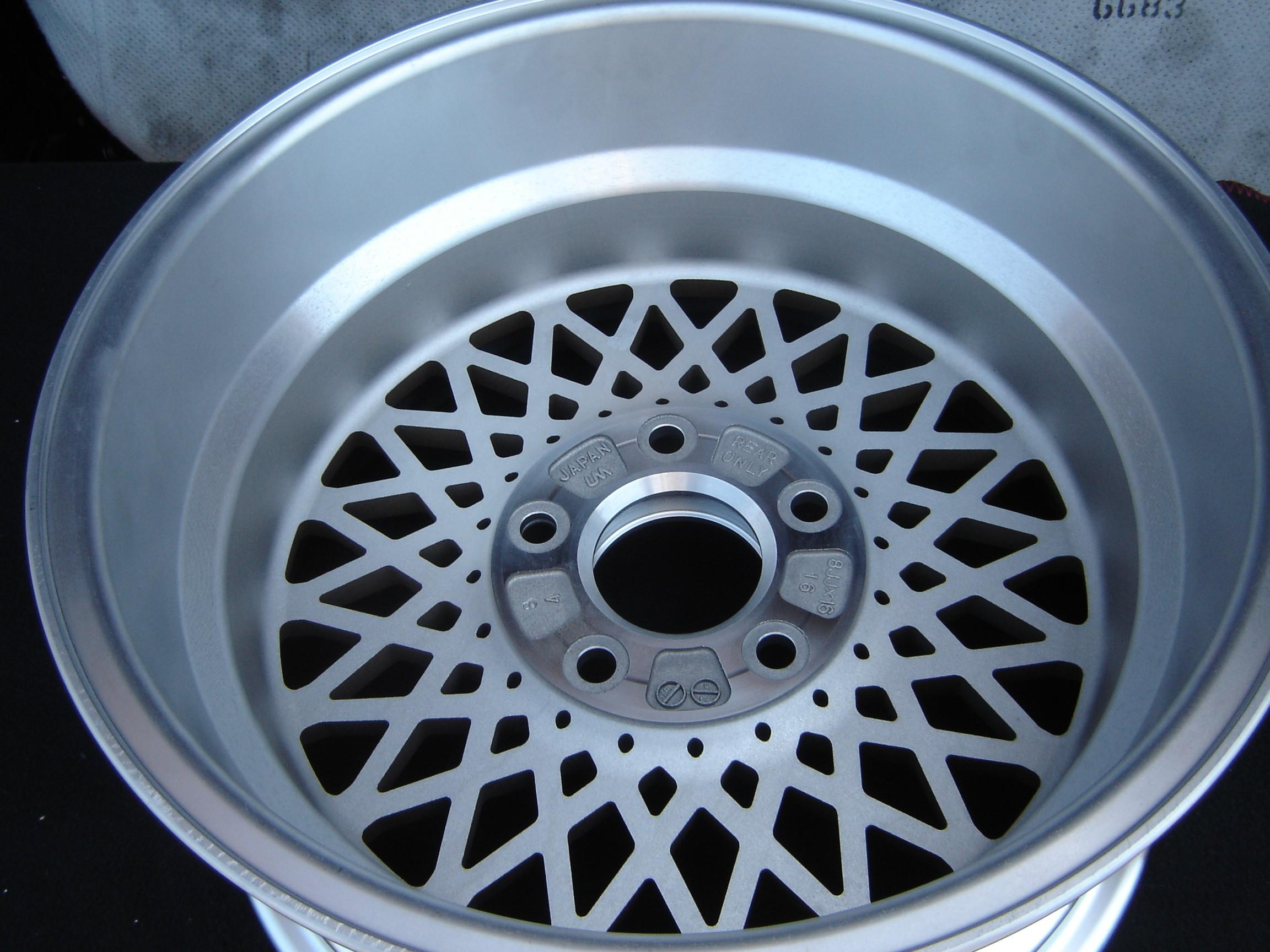 10132815, Wheel GM part