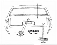 10205103 GM genuine OEM part