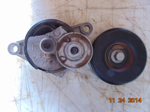 10237275, Tensioner GM part