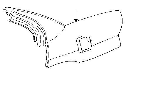 10281318, Panel GM part