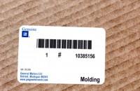 10385156 Molding