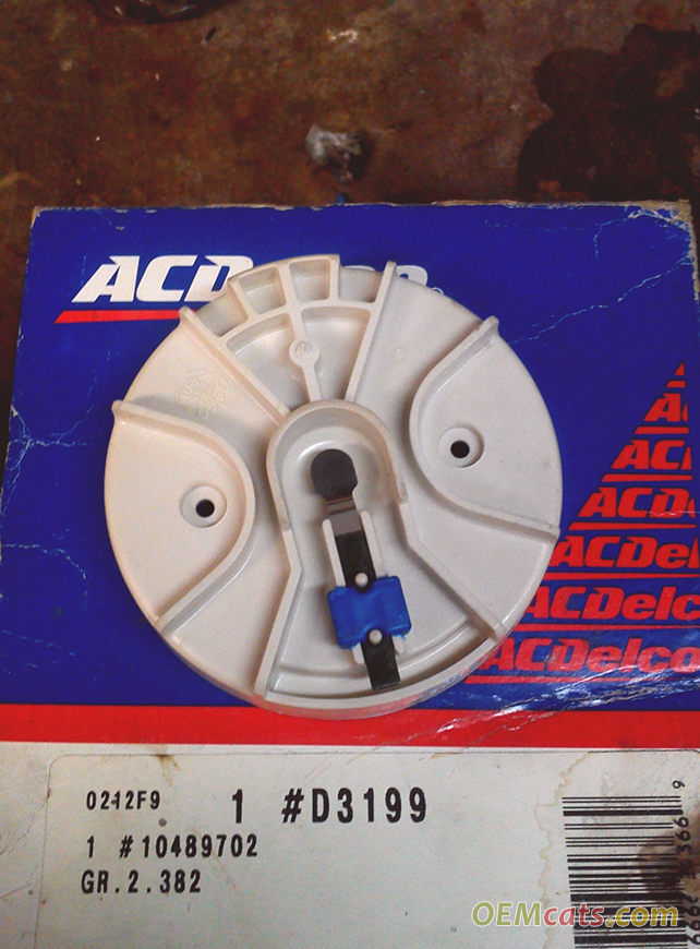 10489702, Rotor GM part