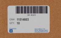 11514603 genuine OEM part.
