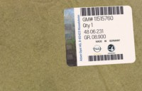 11515760 genuine OEM part.