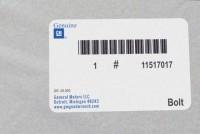 11517017 genuine OEM part.