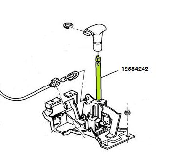 12554242, Control GM part