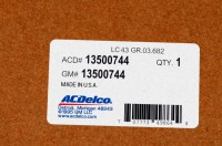13500744 genuine OEM part.