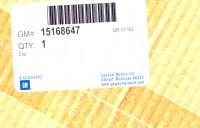 15168647 genuine OEM part.