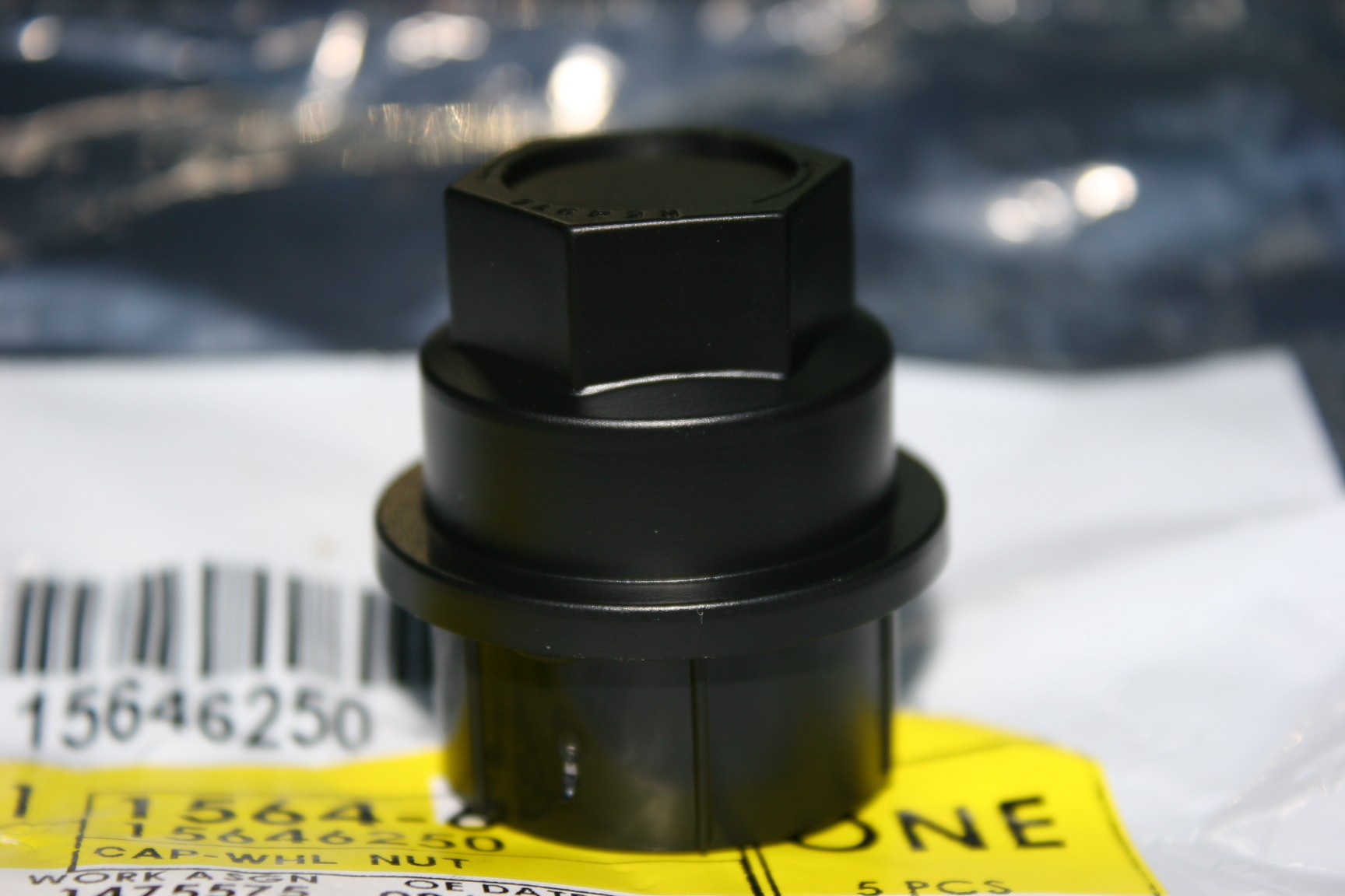 15646250, Cap GM part