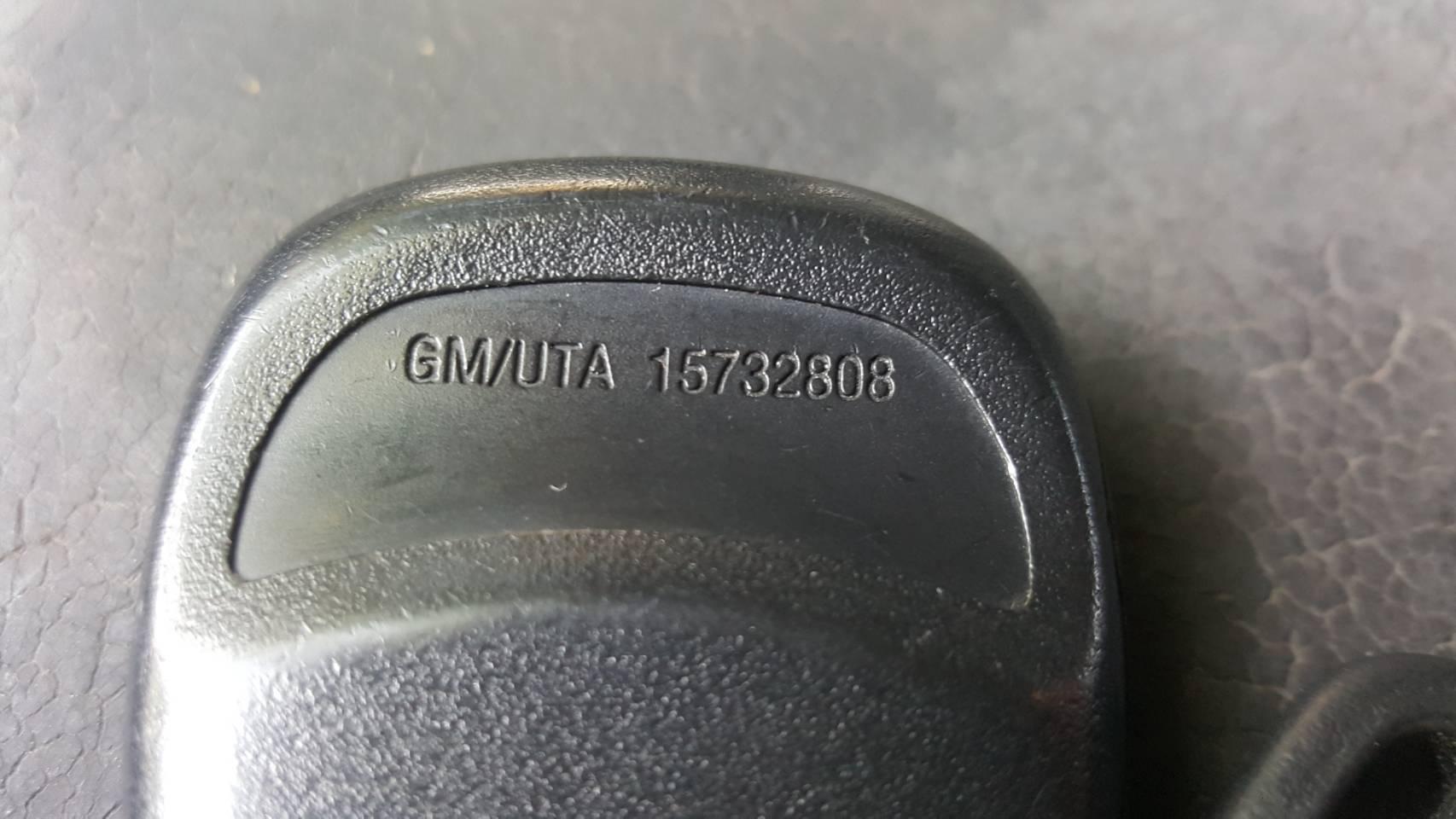 15732808, Transmitter GM part