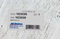 16238399 genuine OEM part.