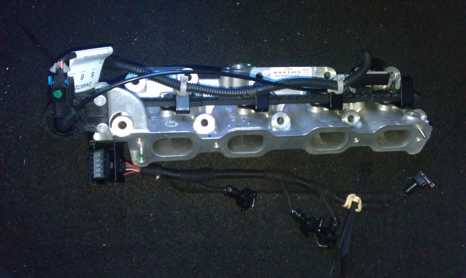 24467263, Harness, assembly, fuel injection GM part