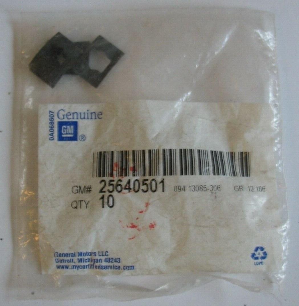 25640501, Retainer GM part