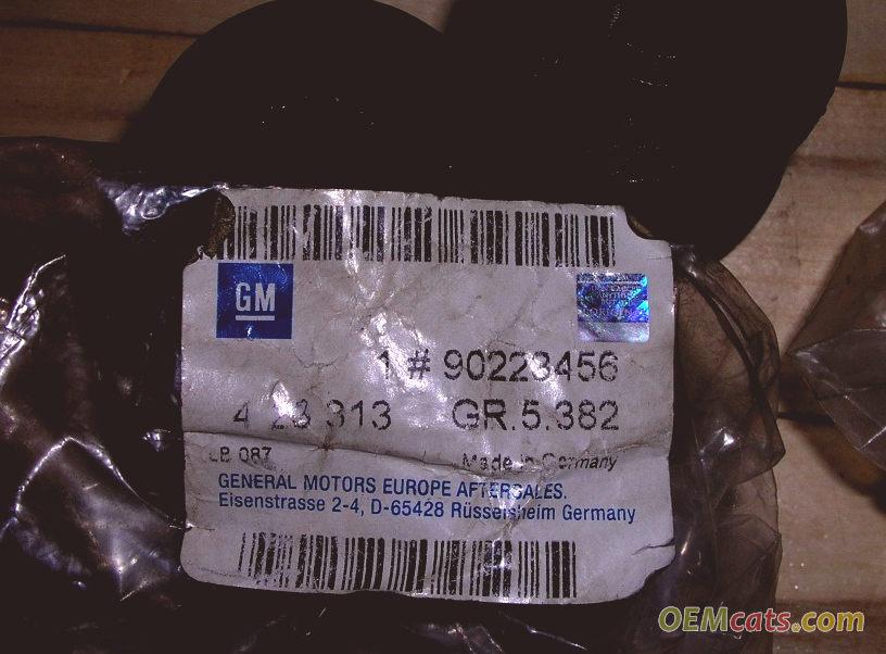 90223456, Bushing GM part