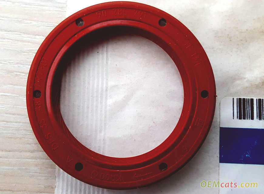 90285291, Seal, ring, camshaft GM part