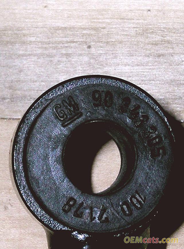 90343305, Insulator GM part