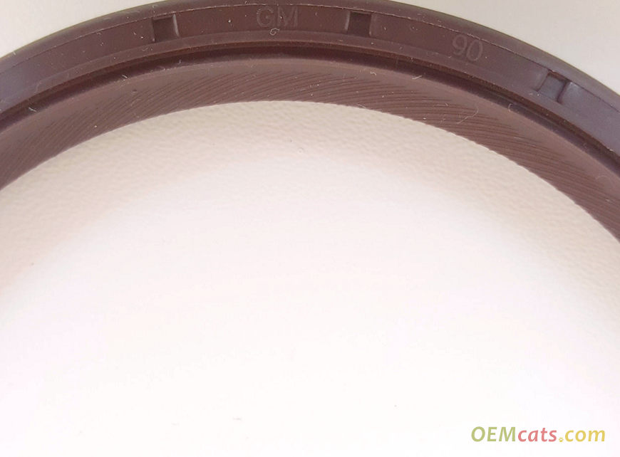 90354378, Seal, ring, crankshaft, rear GM part