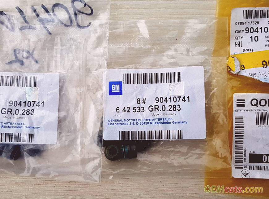 90410741, Seal GM part