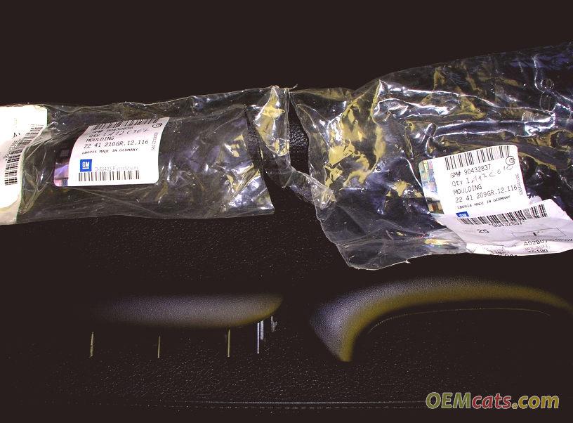 90432838, Molding GM part