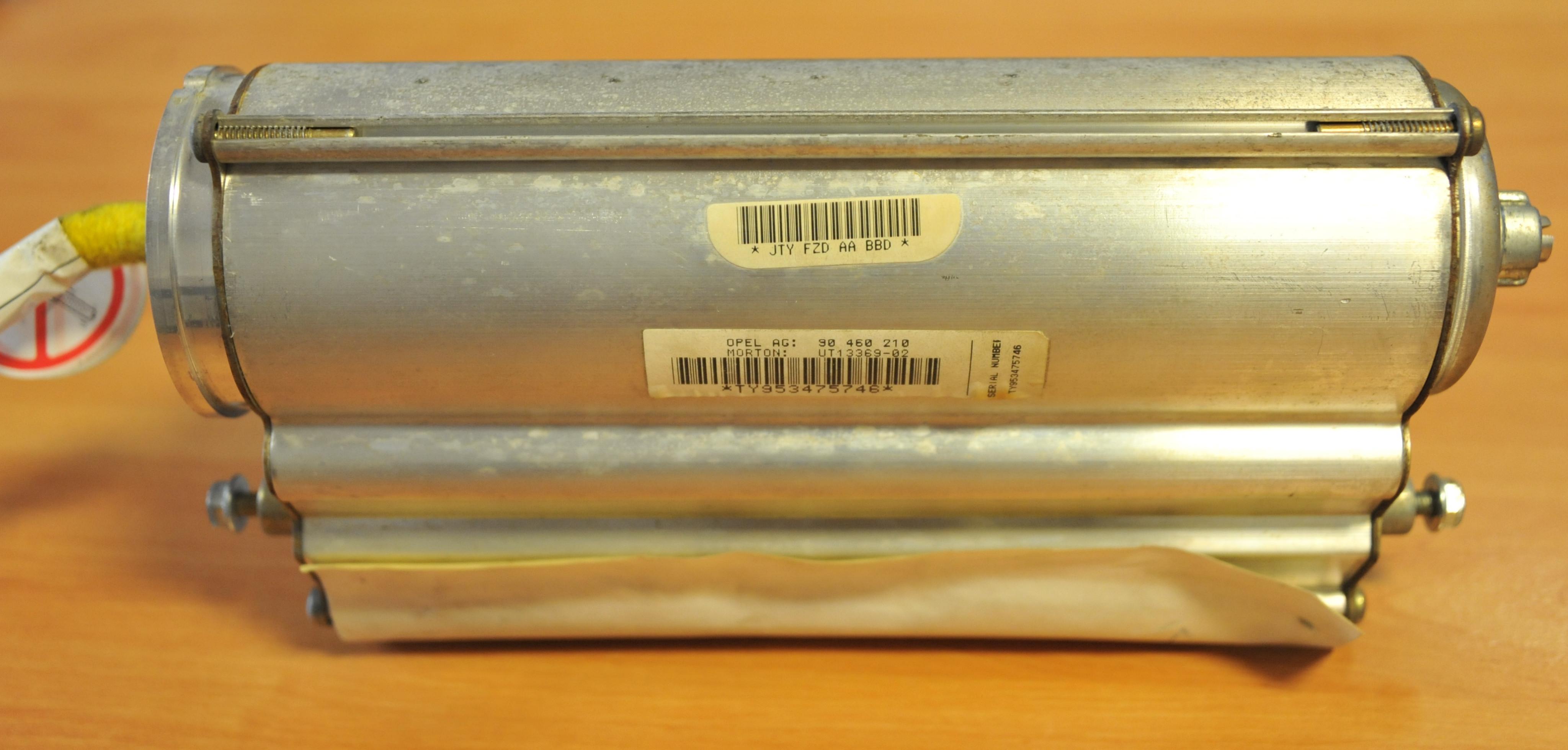 90460210, Air bag assembly GM part