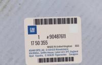 90487611 genuine OEM part.