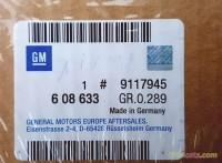 9117945 Gasket, cylinder head