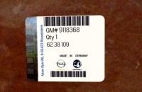 9118368 genuine OEM part.