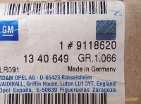 9118620 Belt, drive, 21.36 x 2020 millimeter, alternator