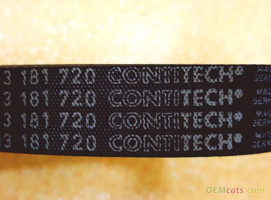 93181720, Belt GM part
